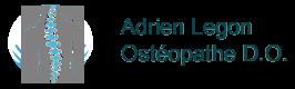 Adrien LEGON Ostéopathe D.O.